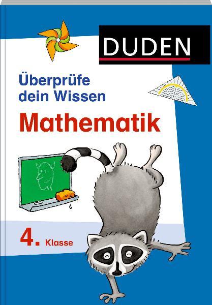 Überprüfe dein Wissen! Mathe 4. Klasse - Ute Mü...