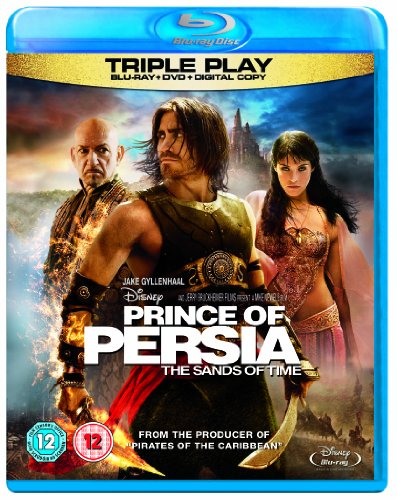 Prince of Persia: The Sands of Time [inkl. DVD,...