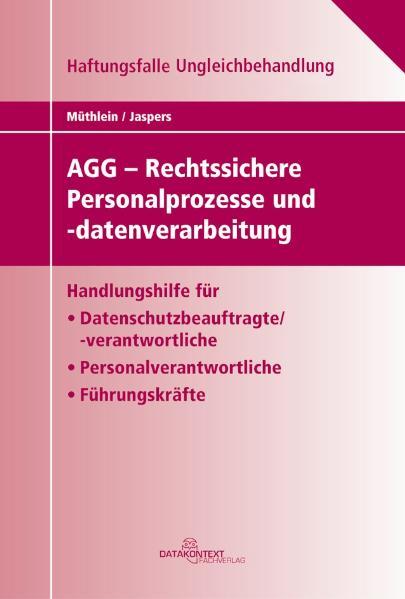 AGG - Rechtssichere Personalprozesse und -daten...