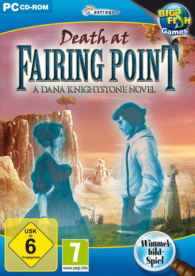 Death at Fairing Point - Ein Dana Knightstone Roman