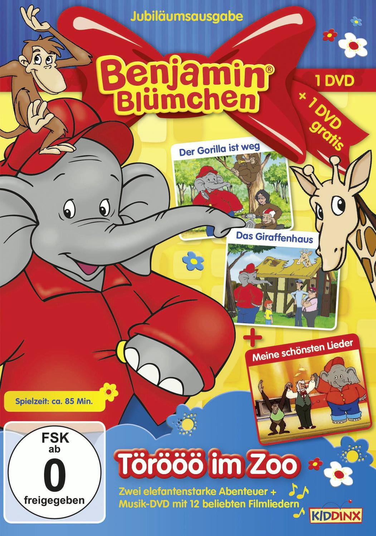 Benjamin Blümchen - Törööö im Zoo [Jubiläumsbox...