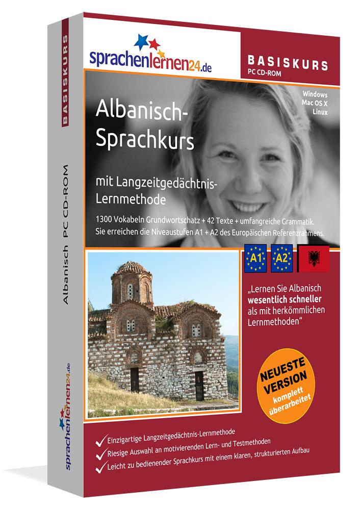Sprachenlernen24.de Albanisch-Basis-Sprachkurs ...