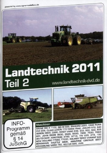 Landtechnik 2011 Teil 2