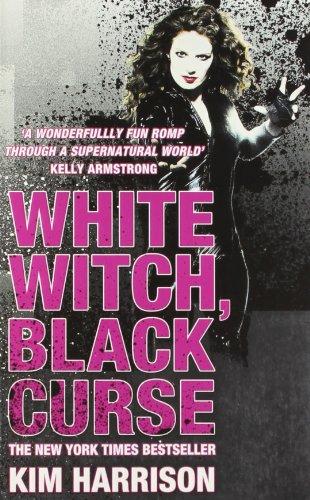 White Witch, Black Curse (Rachel Morgan 7) - Ki...