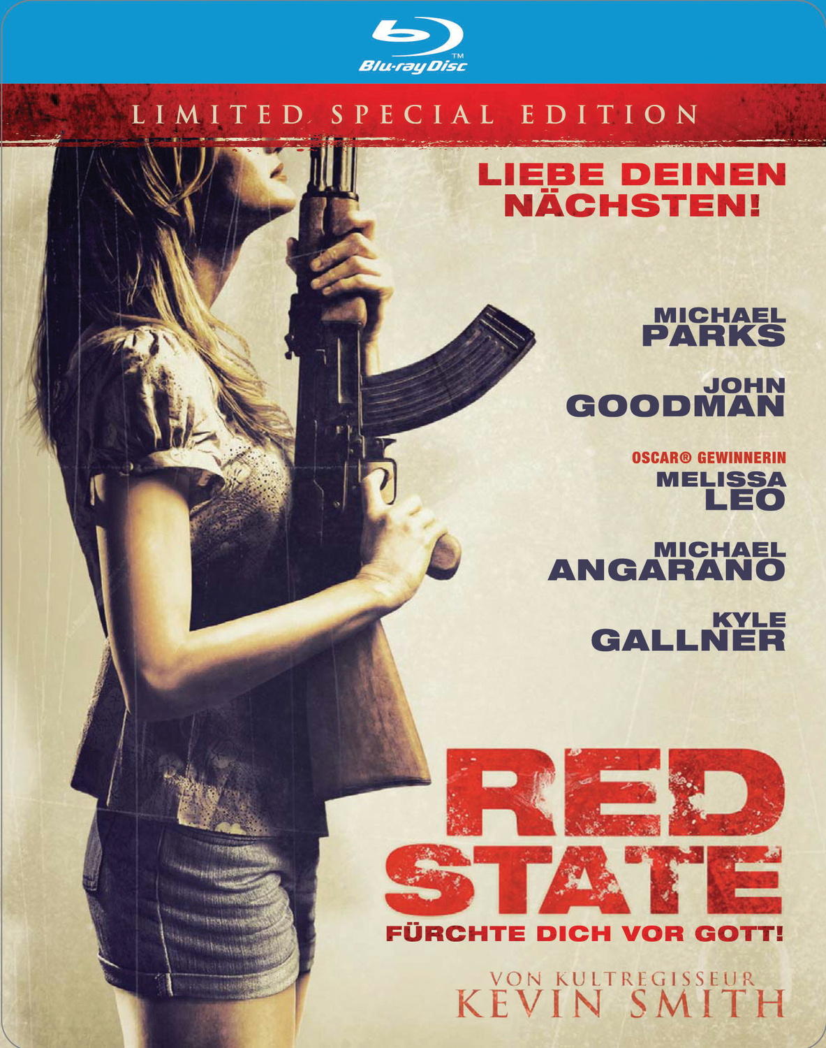 Red State [Steelbook]