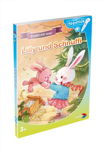 Toystick Buch - Lesen mal anders - Lilly und Sc...