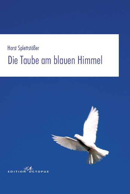 Die Taube am blauen Himmel - Horst Splettstößer