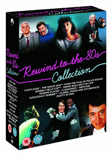 Rewind To The 80S Collection (Footloose, The Na...