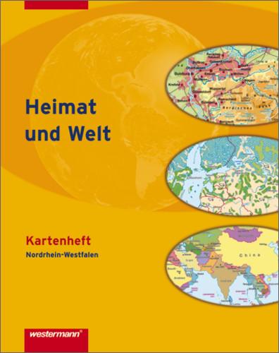 Heimat und Welt Weltatlas. Ausgabe 2005 für die...