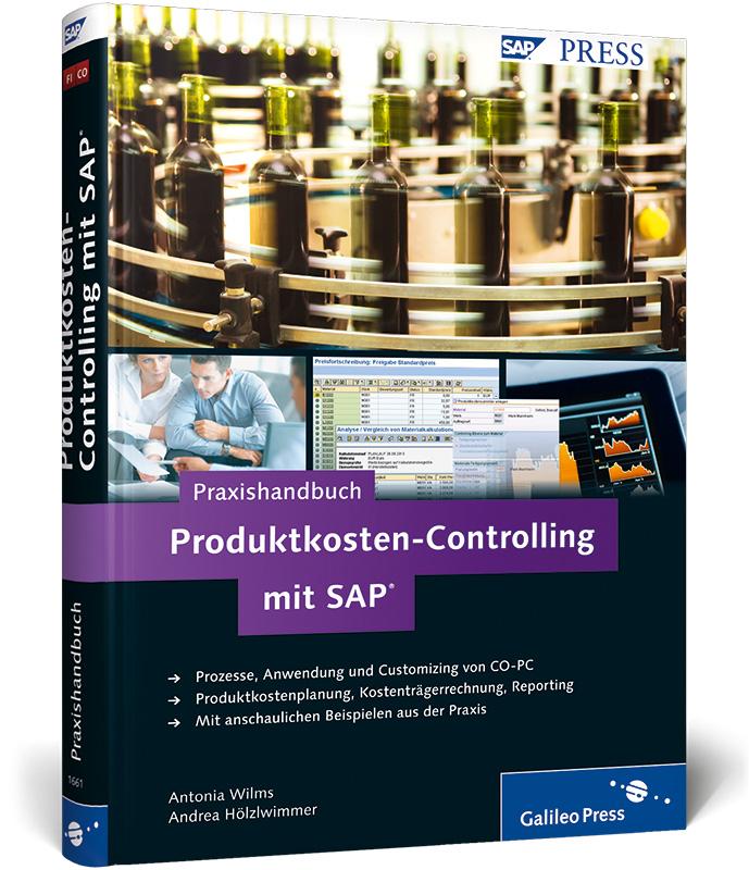 Praxishandbuch Produktkosten-Controlling mit SA...
