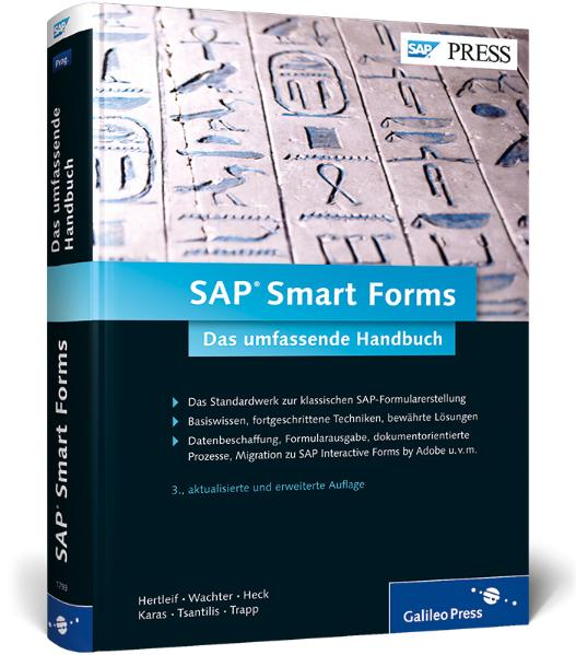 SAP Smart Forms (SAP PRESS) - Werner Hertleif