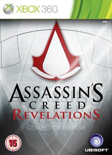 Assassin´s Creed Revelations [Collector´s Edition inkl. Artbook, Film und Soundtrack, Internationale Version]