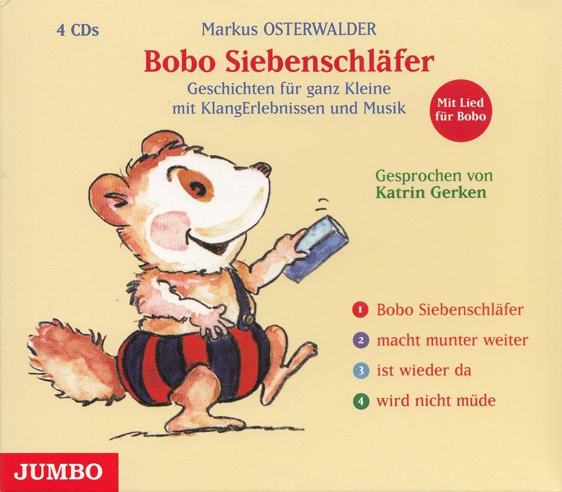Bobo Siebenschläfer: Geschichten für die ganz K...