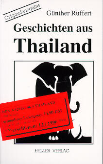 Geschichten aus Thailand - Günther Ruffert