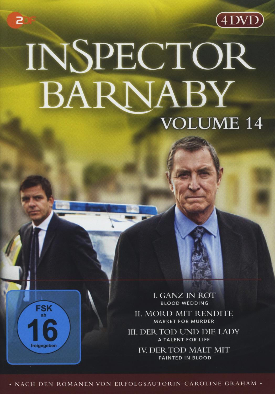 Inspector Barnaby Vol. 14 [4 DVDs]