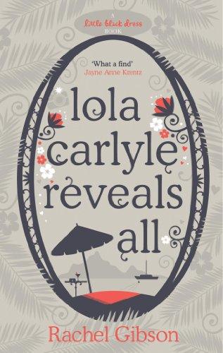 Lola Carlyle Reveals All (Little Black Dress) -...