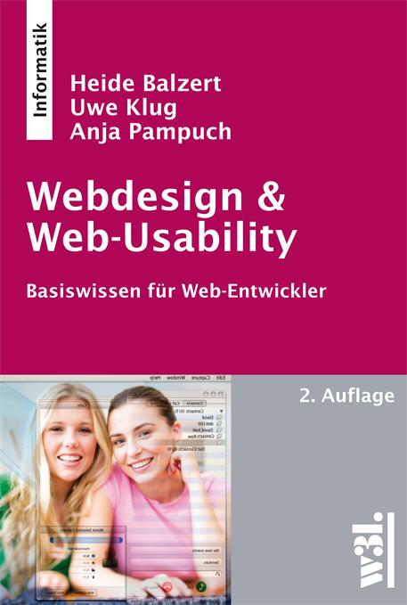 Webdesign & Web-Usability: Basiswissen für Web-...