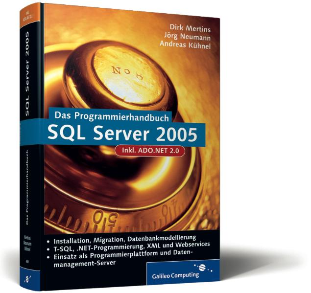 Das Programmierhandbuch SQL Server 2005: Progra...