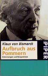 Aufbruch aus Pommern. Erinnerungen und Perspekt...