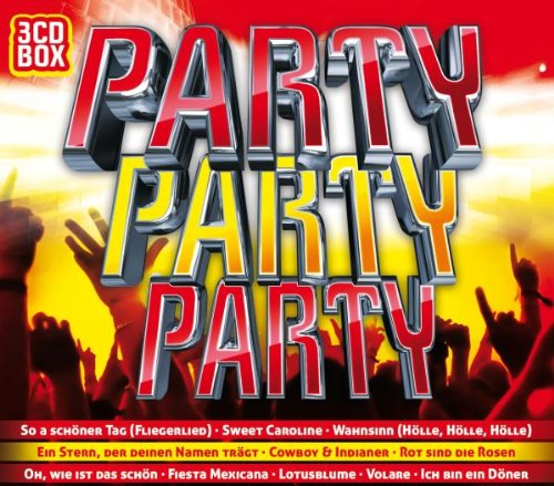 Various - Party Party Party