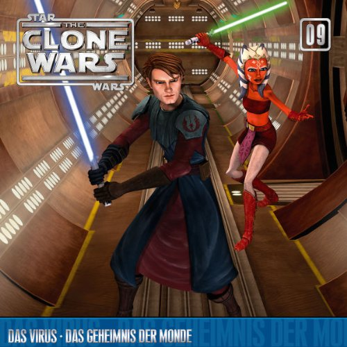Star Wars - The Clone Wars: Vol. 9 - Das Virus / Das Geheimnis der Monde