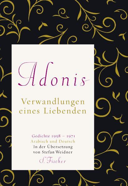 Verwandlungen eines Liebenden: Gedichte 1958 - 1971 - Esber Adonis