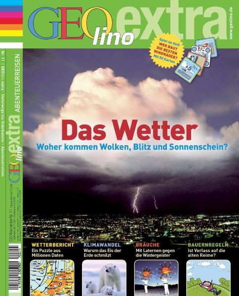 GEOlino Extra 13/2007: Das Wetter - Martin Verg