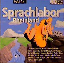 Sprachlabor Rheinland, 1 Audio-CD - Harald Schmidt