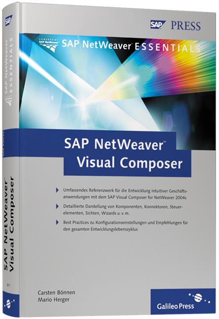 SAP NetWeaver Visual Composer: Modellgetriebene...