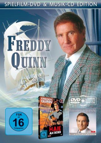 Freddy Quinn [Spielfilm & Musik Edition, 2 DVDs]