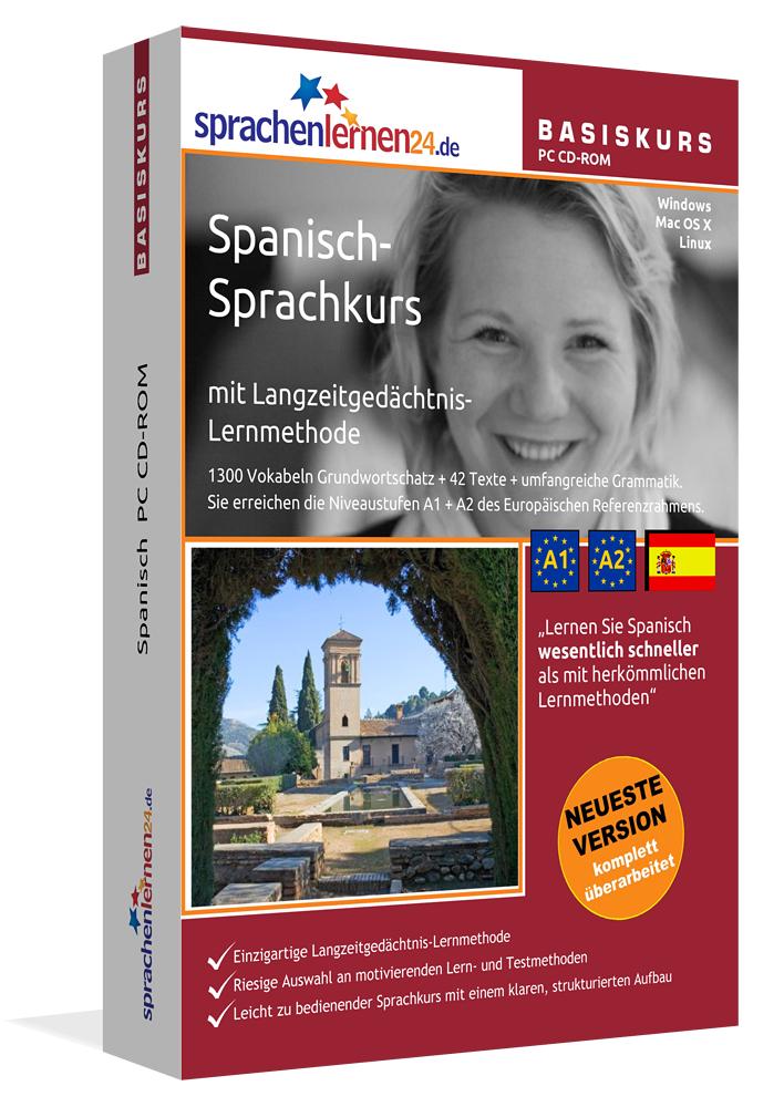 Sprachenlernen24.de Spanisch-Basis-Sprachkurs: ...