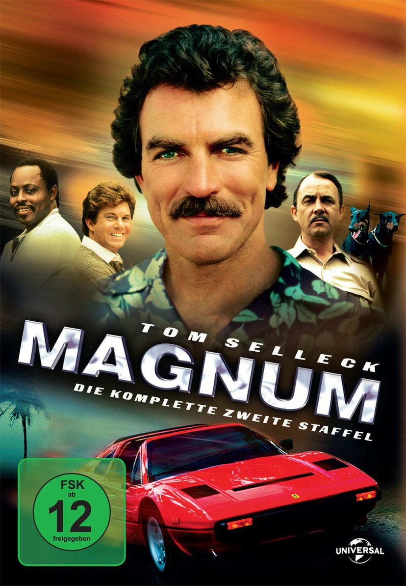 Magnum - Season 2 [6 DVDs]