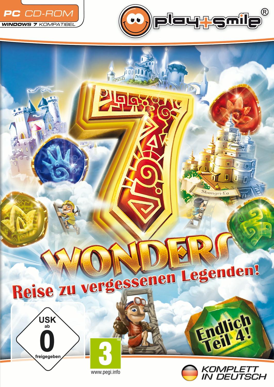 7 Wonders - Teil 4: Reise zu vergessenen Legenden