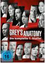 Grey's Anatomy - Staffel 7 [6 DVDs]