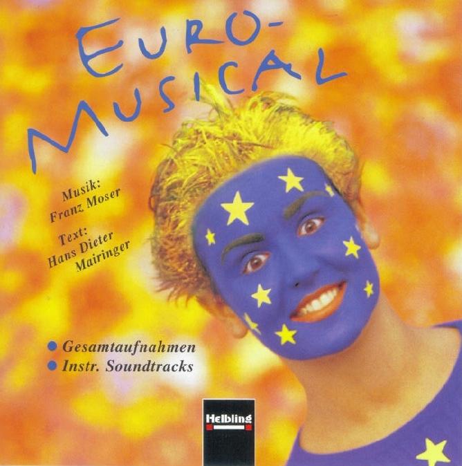 Euro-Musical. AudioCD: Eine musikalische Begegn...