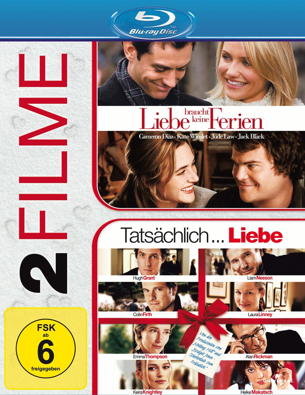Liebe braucht keine Ferien & Tatsächlich... Liebe - 2 Filme Box