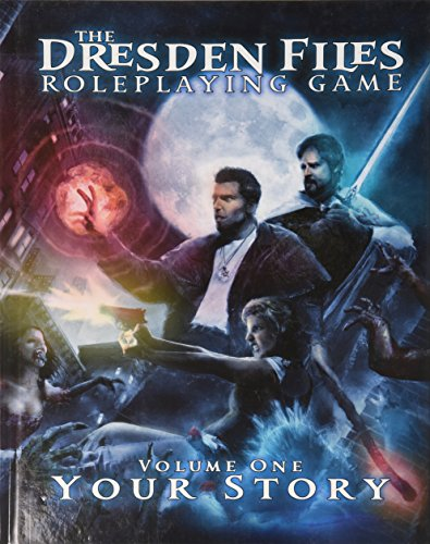 Dresden Files Rpg Volume One; Your Story - Leon...