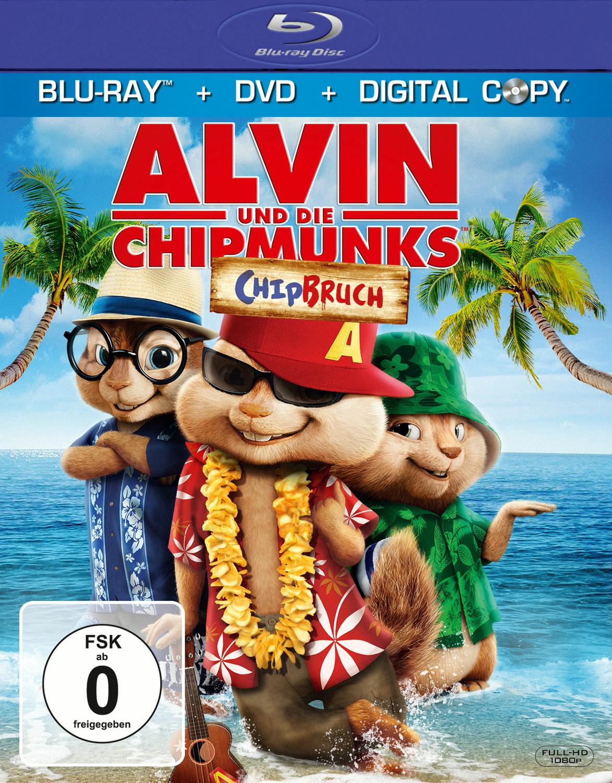 Alvin und die Chipmunks 3: Chipbruch [inkl. DVD]