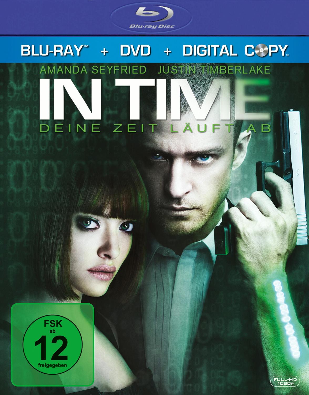 In Time - Deine Zeit läuft ab [inkl. DVD]