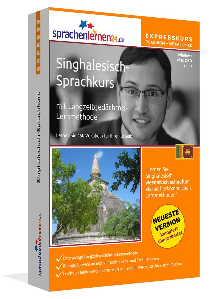 Sprachenlernen24.de Singhalesisch-Express-Sprac...