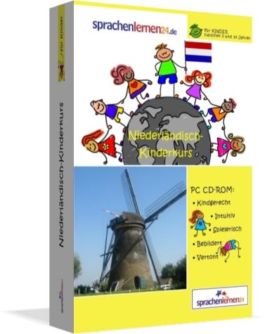 Sprachenlernen24.de Niederländisch-Kindersprach...