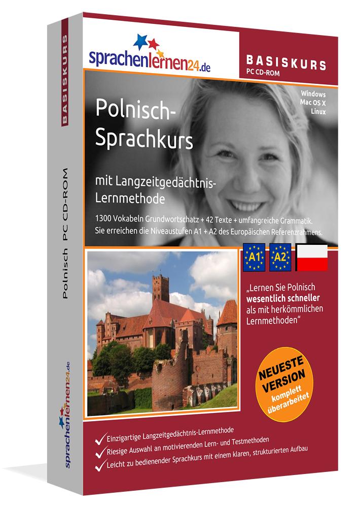 Sprachenlernen24.de Polnisch-Basis-Sprachkurs C...