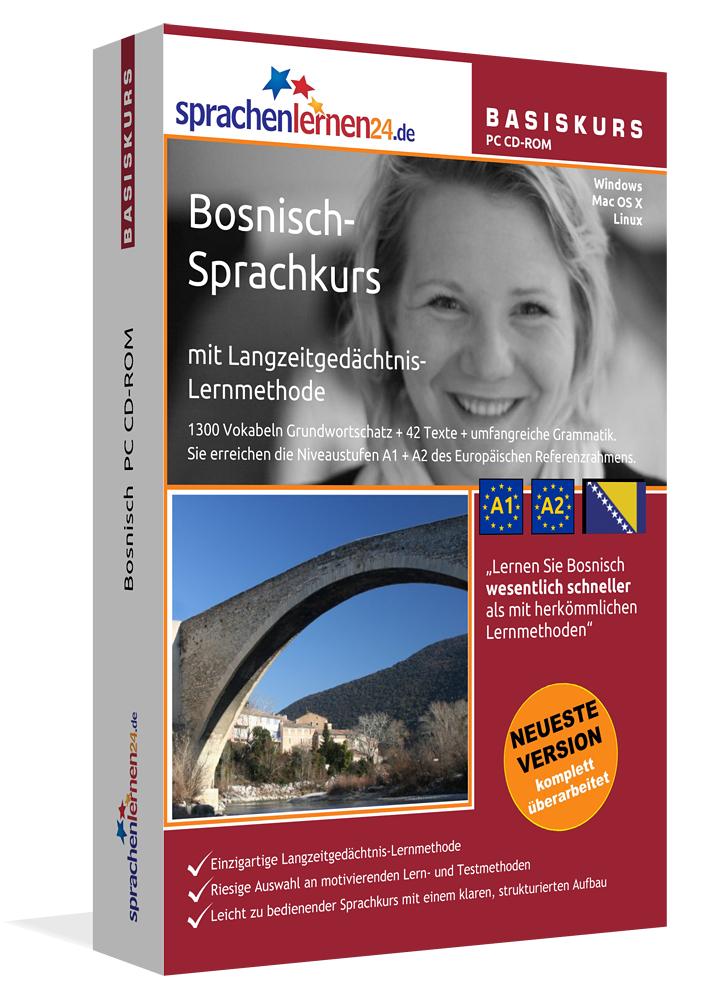 Sprachenlernen24.de Bosnisch-Basis-Sprachkurs: ...