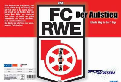 Rot-Weiß Erfurt- Der Aufstieg - Details