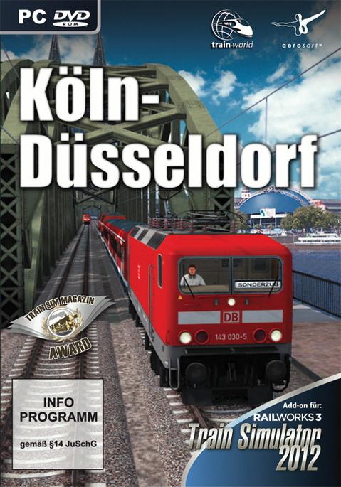 Railworks 3: Köln-Düsseldorf [AddOn für Train S...
