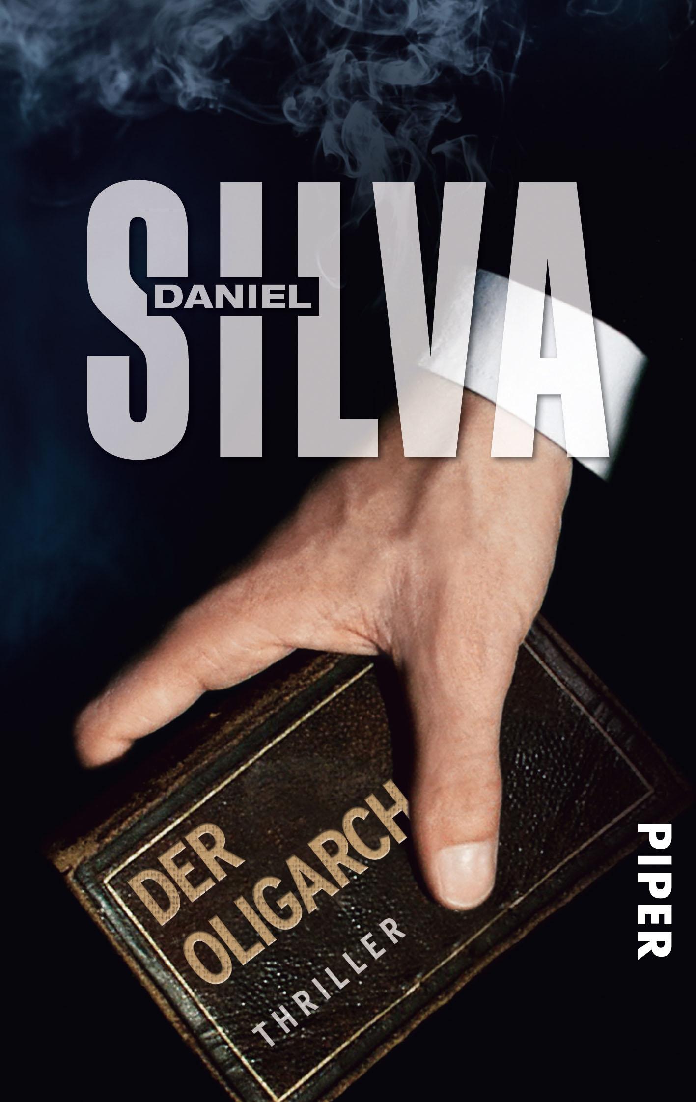 Der Oligarch: Thriller - Daniel Silva