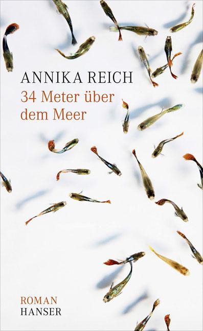 34 Meter über dem Meer: Roman - Annika Reich