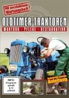 Oldtimer-Traktoren - Wartung, Pflege, Restauration