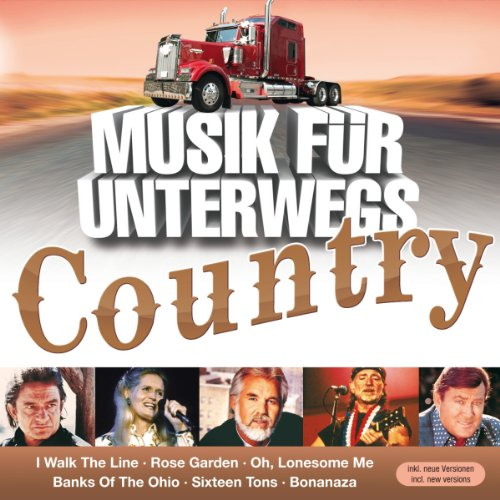 Various - Musik für Unterwegs-Country