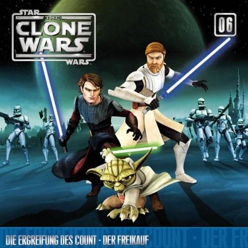 Star Wars - The Clone Wars: Vol. 6 - Die Ergreifung des Count / Der Freikauf